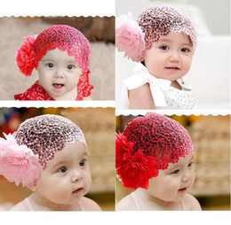 2014 new baby headwear flower Headbands for Girls hair band