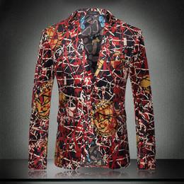 Wholesale-Mens Velvet Blazer 2016 New Brand Luxury Party Wedding Blazers For Men Vintage Prom Suits Jacket Plus Size 3XL Costume Homme