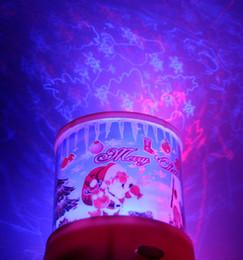 Wholesale Auto rotate Star Ocean Daren projector lamp Music Month fish monochromatic flashing romantic gift