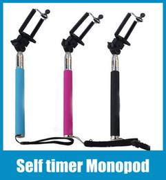 2017 contrôleur bluetooth pour monopode Z07-1 Manfrotto réglable avec Support pour téléphone portable appareil photo numérique selfie cliquez sur Bluetooth Handphone Obturateur Télécommande OTH009 abordable contrôleur bluetooth pour monopode