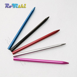 """5pcs lot 3.5""""Aluminum Paracord Needle With Screw Thread Shaft Tip Stiching Needle Fid for Pracord Bracelet"""