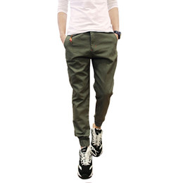 Wholesale-2015 Top Quality New Brand Mens Print Beam Foot Pants Sport Joggers pencil Pants Men Hip Hop Outdoor Sweatpants