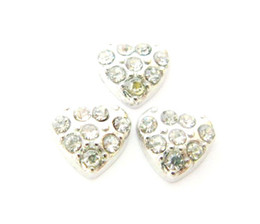 New Design FC052 Heart floating locket charms 10pcs for floating living locket as gift wholesales free shipping