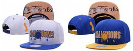 Wholesale Finals Champions Golden State Stephen Curry Colors Home Road Adjustable Caps Andre Iguodala Locker Room Snapback Hat