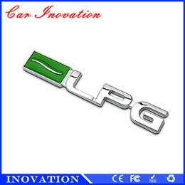 Wholesale ECO LPG Green Color ABS Plastic Car Chevrolet Car Emblem Environmental Cruze Emblem For Hood Ornament