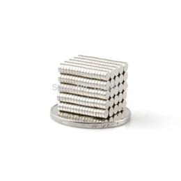 Aimant néodyme forte à vendre-Livraison gratuite 200pcs vrac 3mm aimant néodyme Dia. x 1mm Disc N50 extra puissants aimants de terres rares