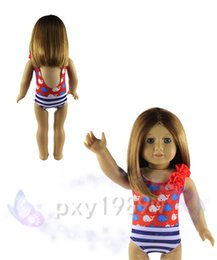 Wholesale Doll Clothes for American Girl Handmade Swimsuit