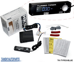 High Quality HKS Turbo Timer for car light color: blue other color:white,red original box TK-TYPE0-BLUE