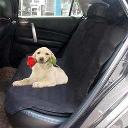 Wholesale Tirol Car Seat Cover Waterproof Mat Anti Mud Back Pet Cat Dog Seat Cushion Support Supply Protector Belts Interior Car Styling K2057