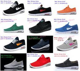 Wholesale SB Stefan Janoski Max Mens Running Shoes Cheap janoski max Shoes Cheap Original Running Shoes Size Free fast shipping