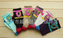 Wholesale ODD Future Donut Socks Cotton Long Basketball Sport Socks Male Stockings AK Women Men s Calcetines Unisex socks C449