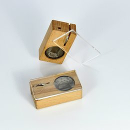 Wholesale Magic Launch Box Vaporizer Portable Palm Dry Herb Vaporizer