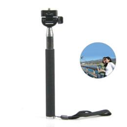 Extendable Handheld Self-portrait Tripod Telescopic Monopod for Camera Camcorder Tripods Cheap Tripods Cheap Tripods