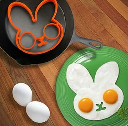 creative design for fried eggs owl skull rabbitFried Eggs FDA Fried Eggs food grade silicone products