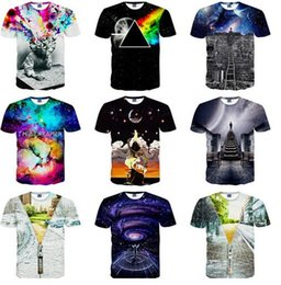 Wholesale Sexy Picture D T Shirts Men O Neck Captain America Man t shirt Star Wars Mens Tops Short sleeves Euro Size
