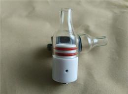 target box mod vaporizer wax atomizer tank ceramic sub ohm tank vaporizer e cigarette 510 box mod burning wax concentrate device