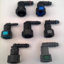 Wholesale Automotive Fuel Petrol Line Hose Universal Quick Release Couplings Female Connectors