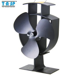 Wholesale 6 Inch Heat Powered Eco Stove Fan for Wood Burning Fireplace