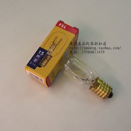 Wholesale Fsl e14 w oven light bulb microwave oven range hood light bulb refrigerator light bulb