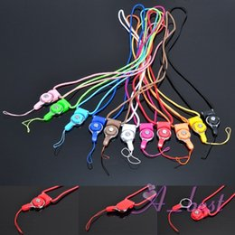 Good Quality Neck Strap Lanyard For Cell Phone Camera MP3 MP4 MP5 Lanyards, Accept Drop Shipping