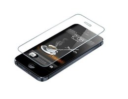 0.3mm For iPhone 4S 5S 6 plus Premium Real Tempered Glass Film Screen Protector Explosion Proof Without Retail Package