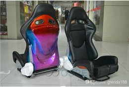 Wholesale Car Seats Racing seat modification Laser racing chairs car seats adjustable SPS