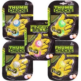 LED Finger Toy, LED Yo-yo Begleri Hand Fidget Beads Yo-yo Ball-By Simply-Me To Reduce Brodem And Stress
