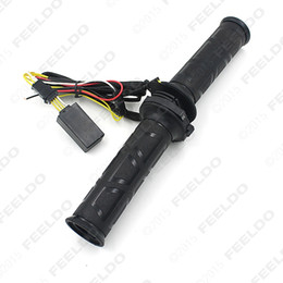 Adjustable heating control motorcycle bike motorcycle handlebar hot warm hand, heating quickly, feel is good quality