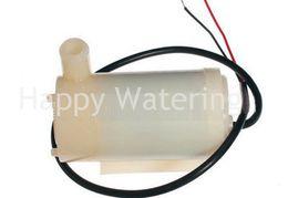 Wholesale New Mini Micro Submersible Motor Pump DC Mini Water Pump DC3V DC4 V L H Flow Max