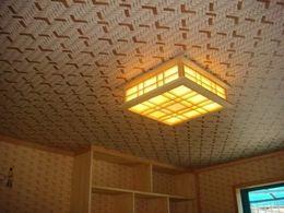 Wholesale Artshow Chinese Style Imitation Bamboo Weaving D Vinyl Wall Paper For Ceiling Studing Room KTV Living room Decor Wallpaper