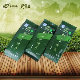 Wholesale 100g Chinese local Specialty Food Premium Green Tea Early Spring Green Tea Excellent Slimming Drink Best Healthy Gift Share