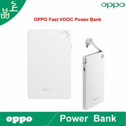 Wholesale Original OPPO mAh VOOC Fast Power Bank Apply To Find V201 Phone Fast Charger Layers Protection