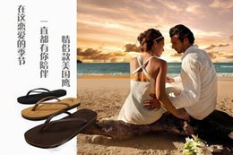Wholesale-American couple models of men and women cool summer sandals slippers flip sandals free shipping