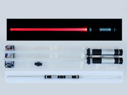 EMS Star Wars Weapons kids toys lightsaber many colors change Star Wars attachable lightsaber adult fans gifts cosplay B