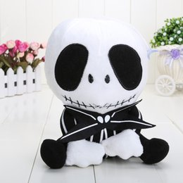Wholesale 8 quot inch cm The Nightmare Before Christmas JACK Plush Toy