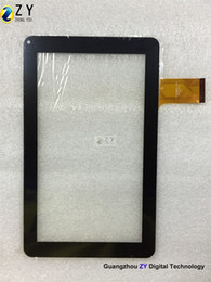 High quality 9 inch Tablet PC Capacitive Touch Screen touch panel digitizer CZY6388A01-FPC ZY TOUCH