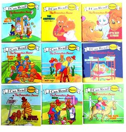 Wholesale Original Natural phonics books i can read Phonics book my very first berenstain bears english book for children per