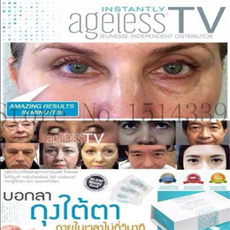 Wholesale Sachet US origin famous brand JEUNESSE INSTANTLY AGELESS eye cream products instant anti age face serum anti wrinkle liquid