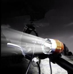 Wholesale 1800LM DC Powered LED CREE L2 U2 Charging Cycling Bycicle headlight Accessories T6 Light Head lamp farol bike flashlight