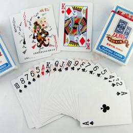 Wholesale 54 poker cards set poker chips stars playing cards poker dealer poker stars