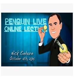 Wholesale 2015 Nick Einhorn Penguin Live Online Lecture