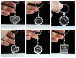 Glass Locket Dandelion Keychains(6 Designs available),Dandelion seed Keychain