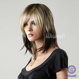 Wholesale gradient color wig high quality wig new arrival Synhetic fiber of Kanekalon pc ZL1018 B24