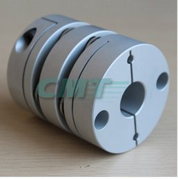 Wholesale High Quality inner holes mm mm Diaphragm coupling coupler Double Disc Flexible Couplings D26mm Servo Motor Clamping Disk Coupler