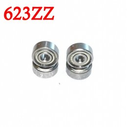 Wholesale 623ZZ bearing ZZ x10x4 Miniature deep groove ball bearing Z ZZ bearing Z