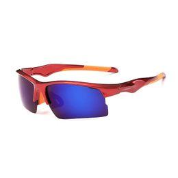 Wholesale-Brand New Men Women Cycling Glasses UV400 Outdoor Sports Windproof Eyewear Mountain Bike Sunglasses oculos masculino