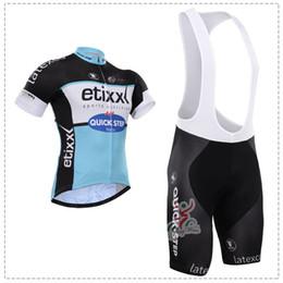 2015 ETIXX Cycling Jersey Bicycle Breathable Racing Bicycle Clothing Quick-Dry Lycra GEL Pad Race MTB bike bib shorts