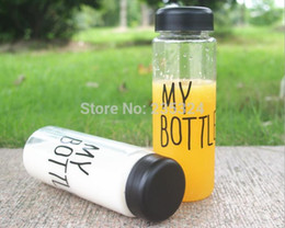 Wholesale Cheap Most fashionable this season Sport Hot Item Only Healthy Life Water Bottle Yoga amp Gym amp Outdoor water Bottles My Bottle