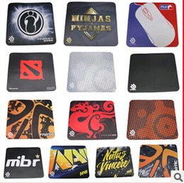 Wholesale OEM SteelSeries Mouse Pad mm QCK NAVI Natus Vincere Asphalt FNATIC NIP IG DOTA MLG gaming gamer large size MICE mat