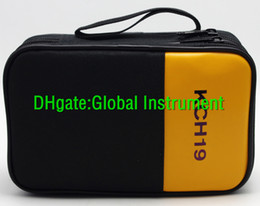 Wholesale Double Layer Zipper Carrying Case KCH19 For Fluke MT4 MAX MT4 MAX MAX MAX II II